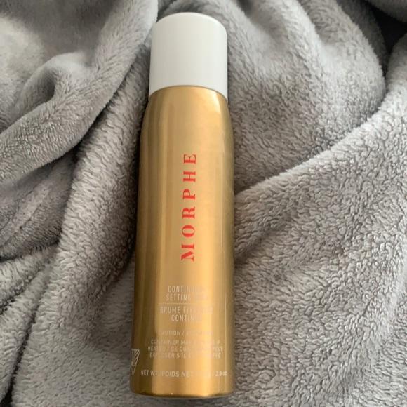 Morphe Cosmetics Continuous setting spray